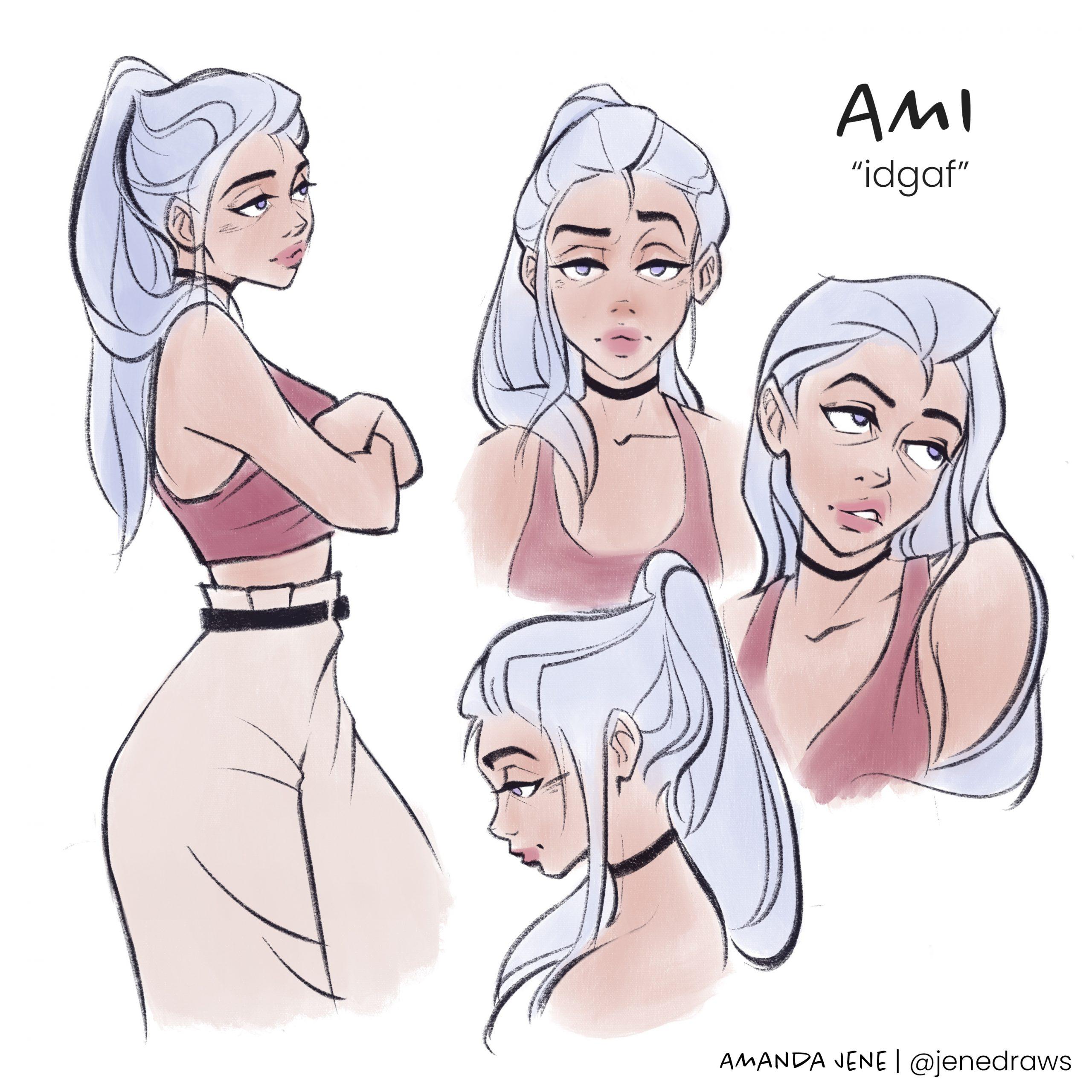 Ami – Character