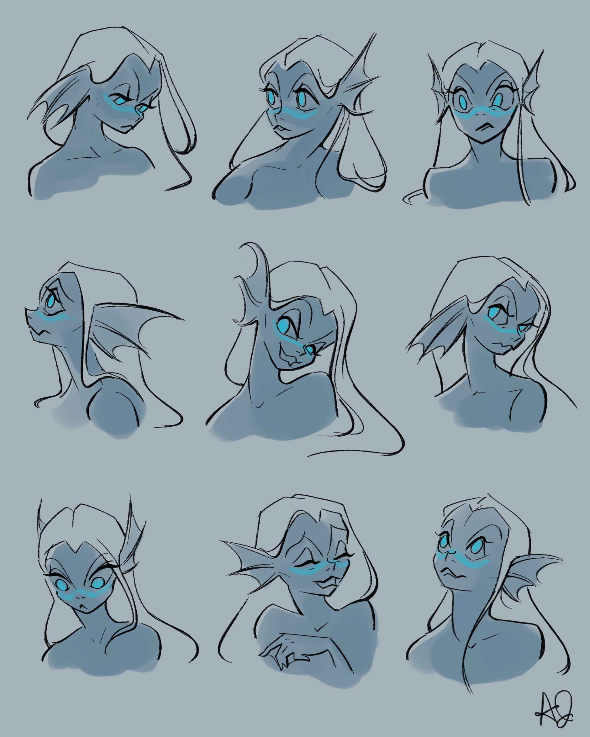 Mermaid Expressions